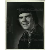 1976 Press Photo Bob Barry-WOKY Radio Personality - mja44585