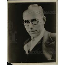 1929 Press Photo Alois Havrilla - nef41176