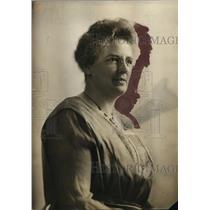 1923 Press Photo Edith Dabb of YWCA - nef47792