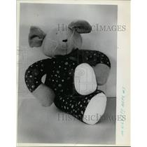 1982 Press Photo Pert mouse by Robin Russel Suttles of Eugene. - orb94330