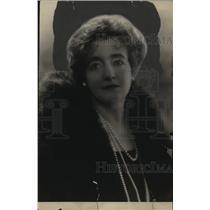 1928 Press Photo Kathleen Norris - mjx21950