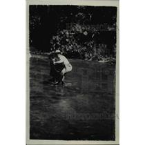 1937 Press Photo Explorer E. Phyllis Snyder - nef30706