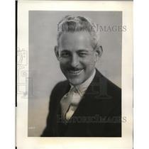 1931 Press Photo Kelvin Keech - nef35397