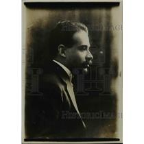 1923 Press Photo Mexican Lawyer and Politician, Roque Estrada - nef39219