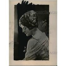 1923 Press Photo Howard Brigham Enters Prettiest Girl Beauty Contest, Lowell, MA