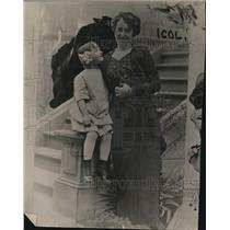 1914 Press Photo Mrs Maud Myoll Webb  - nef44619