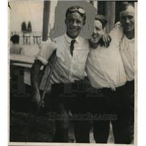 1924 Press Photo Charley Baylen, Missing Pilot - nef46110