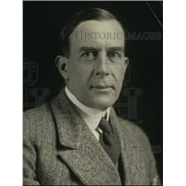 1922 Press Photo Prince Gelasio Caetani, Ambassador of Italy to United States