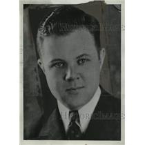 1941 Press Photo Frank Nelson, Actor - nef50564