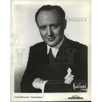 1924 Press Photo Ted Fio Rito, Orchestra Leader and American Composer