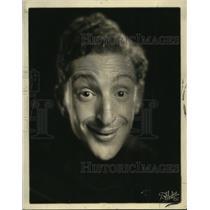 1933 Press Photo Sammy Cohen, Actor - nef56150