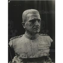 1919 Press Photo Bust of A. Diaz - nef56418
