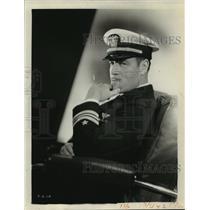 1931 Press Photo Actor Jack Holt - nef58481