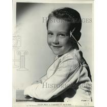 1934 Press Photo David Holt, Actor - nef58506