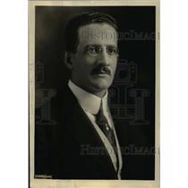 1922 Press Photo Ricardo Alfaro Panama Minister to the USA - nep02193