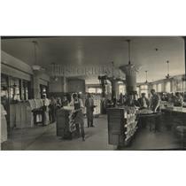 1933 Press Photo Newspaper Spokesman Review Mailing Room - spx12461