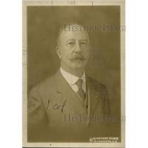 1918 Press Photo Arthur E. Holden, Federal Bureau for Vocational Education