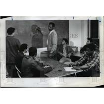1969 Press Photo Project Outreach, Urban League-operated Program - orb98700