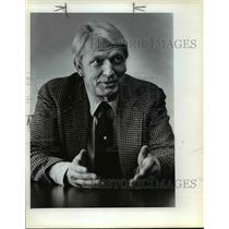 1981 Press Photo Pab Wilkins-TV personality - orb89036