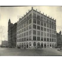 1928 Press Photo Chronicle Building - spx13433