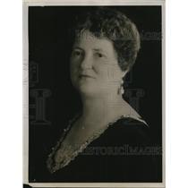 1935 Press Photo Mrs Felix Richey - ned37405