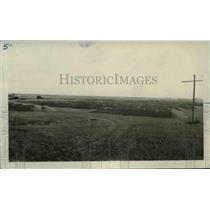 1926 Press Photo Grain Field - nef33194