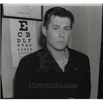 1941 Press Photo Raymond Echard of Clarksburg, West Virginia - nef38000