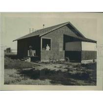1923 Press Photo University of California Farm at Fresno, California - nef39713