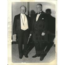 1933 Press Photo Lewis Hugh Cooper Maximovich Russian - RRV08603