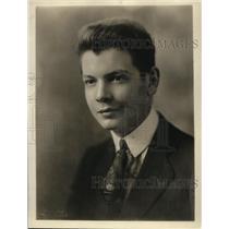 1922 Press Photo Karl G. Pearson, Winner Essay Contest - nef47125