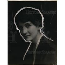1918 Press Photo Mrs. John DeSaulle, Killed Husband - nef47854
