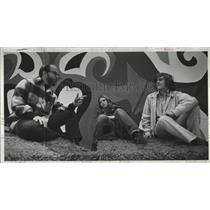 1972 Press Photo Adams School. - oro15811