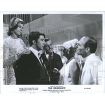1967 Press Photo A Scene From The Graduate - RRY45379