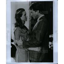 1986 Press Photo Jenny Seagrove Stephen Collins,actors - RRU42273
