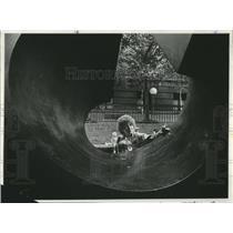 1978 Press Photo Portland Art Museum. - oro16341