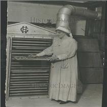 1918 Press Photo Mrs. Oliver Harriman - RRY27211