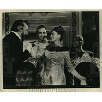 1965 Press Photo The Secret of My Sucess Frederick Roberts. James Booth