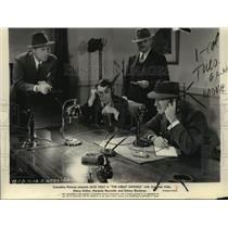 1941 Press Photo Actor Jack Holt in The Great Swindle - ney24248