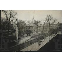 1905 Press Photo Pennsylvania Hospital, founded by Benjamin Franklin - spx14961