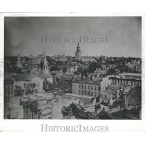 1873 Press Photo View of Historic Milwaukee Wisconsin Near Broadway - mjx23893
