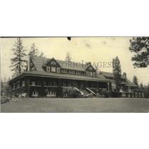 1926 Press Photo Spokane Country Club Clubhouse - spx15388