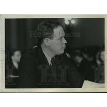 1941 Press Photo Colonel Charles Lindbergh - ftx00084