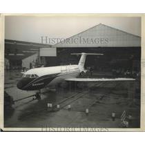 1964 Press Photo BAC One-Eleven - nox02933