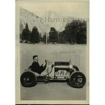 1926 Press Photo Gus Petzet of Alameda California - ney25360