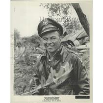 1965 Press Photo Von Ryan's Express starring Frank Sinatra - lfx04726