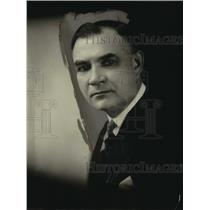 1925 Press Photo Lou S. Holland, Pres. Associated Advertising Club - ney25232