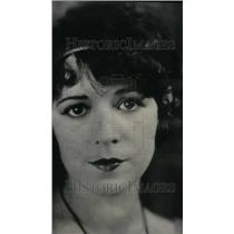 1930 Press Photo Helen Ferguson stage screen actress - RRU24447