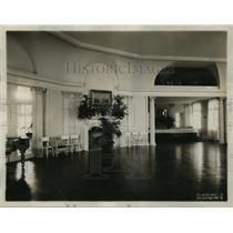 1914 Press Photo Congressional Club Women's Organization Washington, DC Building