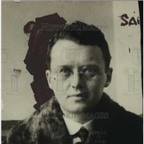 1917 Press Photo Roger D. Long, Ohio Farm Bureau agent - ney25179