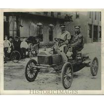 1903 Press Photo Automobiles - Old Time Automobile - nox03122
